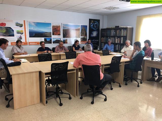 Reunión del Comité de personas expertas, creado en el marco del proyecto LIFE 2017 IPE/PT/000010 «Protección Activa y Gestión Integrada en Red Natura 2000»
