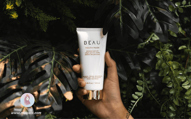 review BEAU youth mask