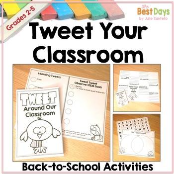 Tweet Your Classroom
