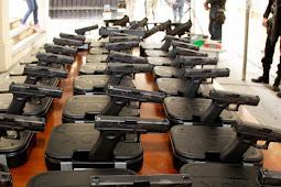 Belivaldo entrega equipamentos para reforçar a segurança no estado