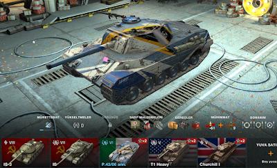 World of Tanks Blitz Tank Çeşitleri ve Oyun Rehberi 4