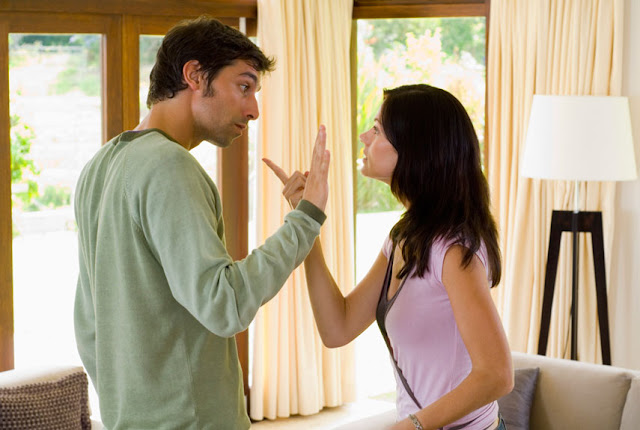 Fighting in a Relationship Constantly Benefits Between Couples