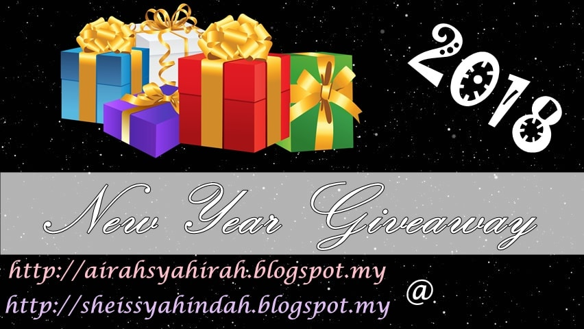 New Year Giveaway whoot whotttt