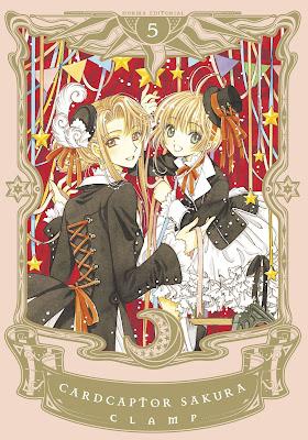 Review del manga Card Captor Sakura Vol. 4 y 5 edición aniversario, de CLAMP - Norma Editorial