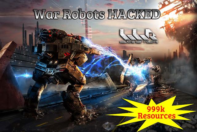 war robots hack