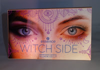 Review essence WITCH SIDE eyeshadow palette