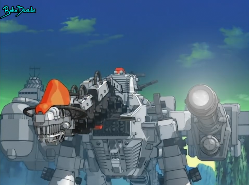 zoids chaotic century episode 63 polly