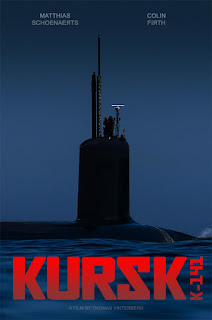 Kursk - Poster & Trailer