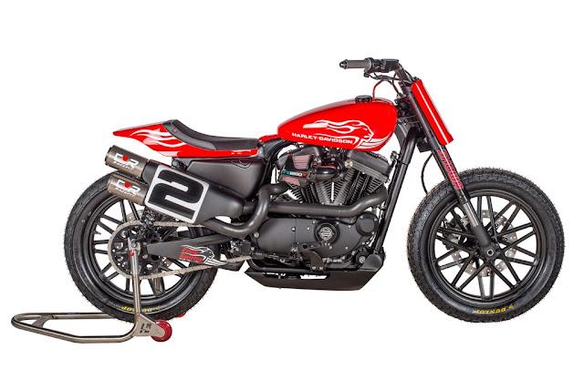 Harley Davidson Sportster By Shaw Speed And Custom Hell Kustom