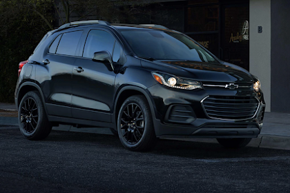 Desain dan Harga Chevrolet Trax Baru Bekas