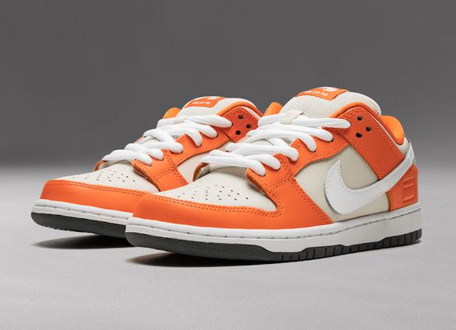 Nike SB Dunk Low Orange Box