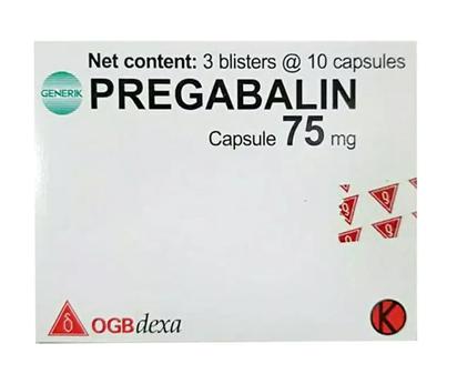 Pregabalin