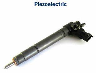 Piezoelectric Comman Rail Diesel Injektor
