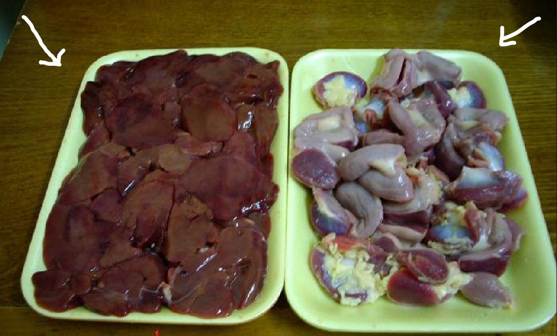 سبحان الله على كل مسلم ان يعرف هذه المعلومة لن تصدق ما سيحدث لجسمك إذا أكلت كبد وقوانص الدجاج ...سوف يضهر في جسمك شيء لن تتخيله ابدا