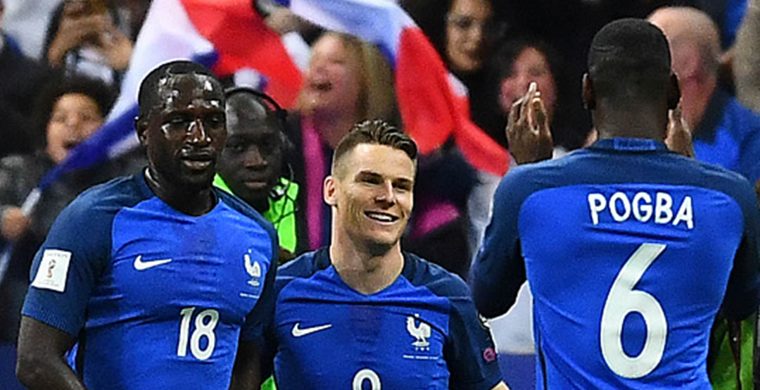 Paul Pogba Switches Shirt Number - Footy Headlines b40abe770