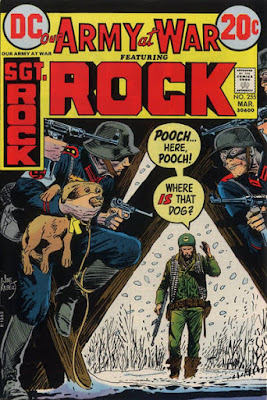 Our Army at War #255, featuring Sgt. Rock