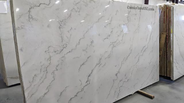 Calacatta Quartzite Slabs NYC