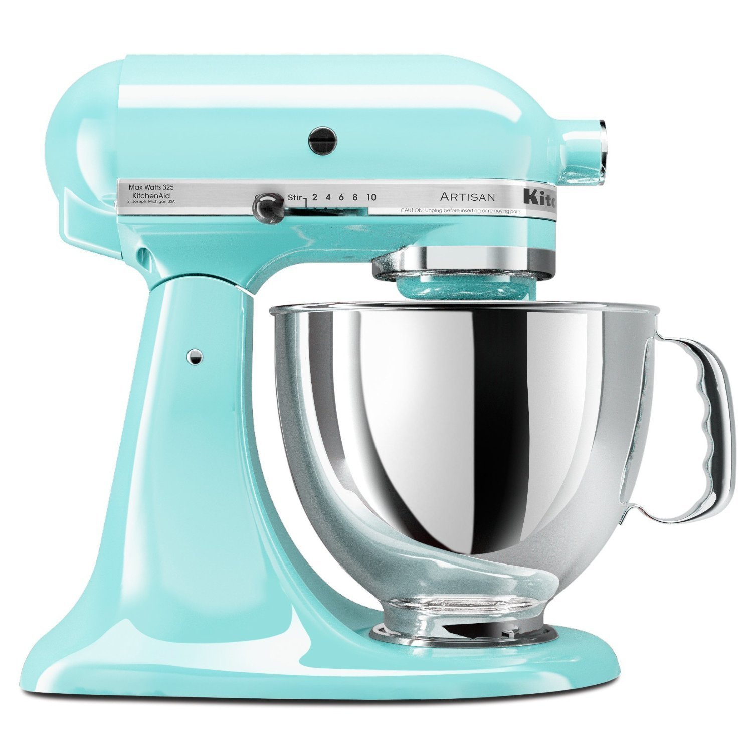 littlekitchenshop kitchenaid artisan 5 quart stand mixer range in blue green. Black Bedroom Furniture Sets. Home Design Ideas