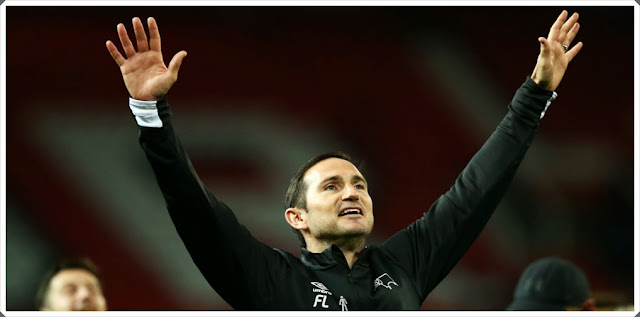 Frank Lampard Derby County