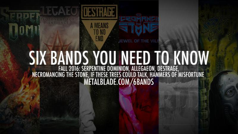 """6 Bands in 60 Seconds"
