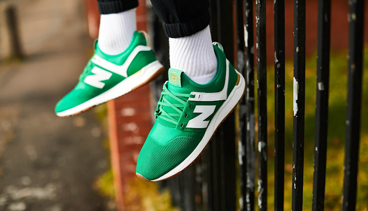new balance celtic