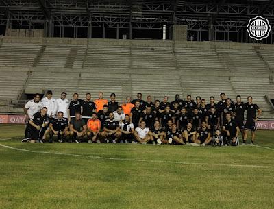 El Decano debuta en la Copa Libertadores