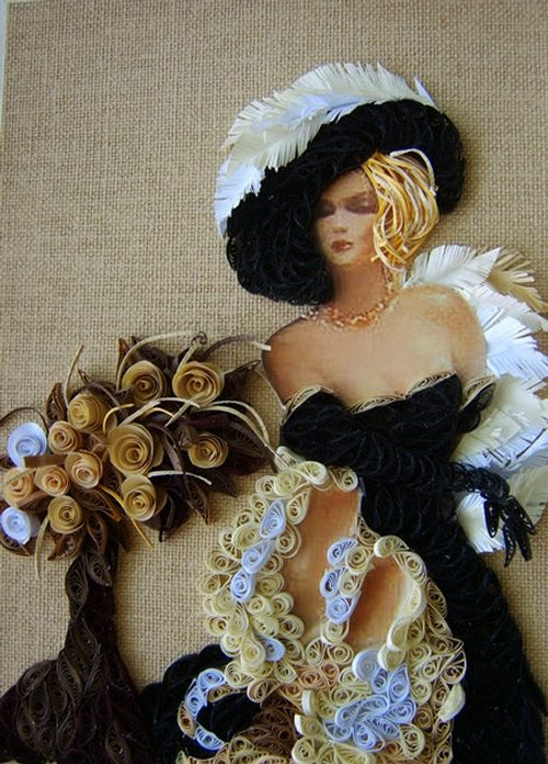 05-Eugenia-Evseeva-Quilling-Paper-&-Photo-Portraits-www-designstack-co