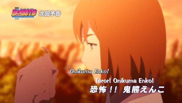 Streaming and Spoiler Boruto Episode 139 Sub Eng