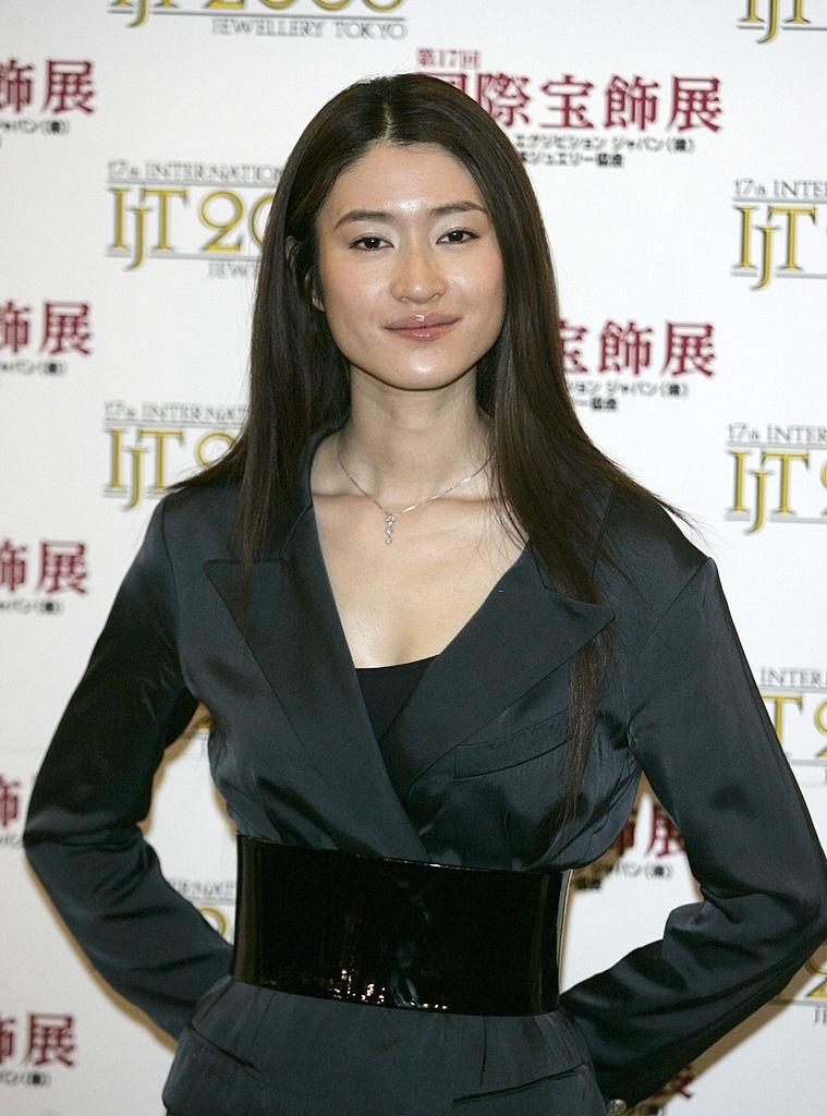 japanese female celebrities