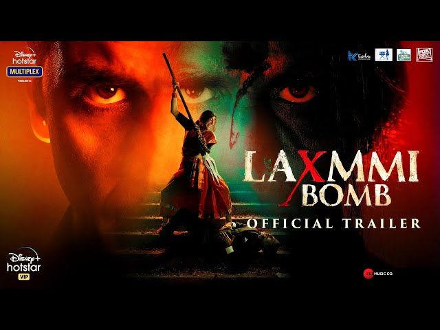 Trailer Release of Laxmmi Bomb to be Streame on Disney+ Hotstar