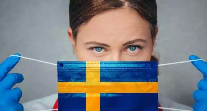Η Σουηδία χαλαρώνει τα μέτρα – Δεν συστήνει καν τη χρήση μάσκας η πιθανή εξήγηση  - στη Ελλάδα: μάσκες παντού!