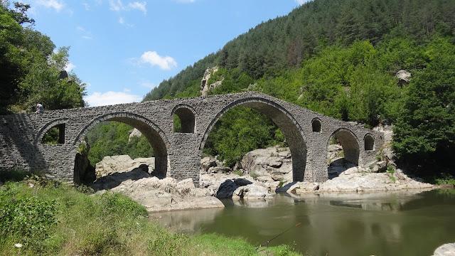 European Devil Bridges, Dyavolski Most
