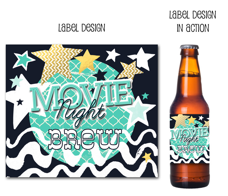 http://www.partyboxdesign.com/item_1843/Poolside-Movie-Beer-Label.htm