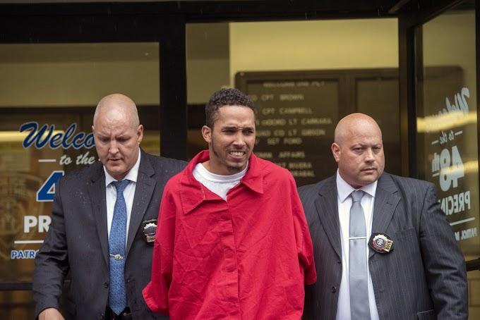 Presunto pandillero extraditado de Connecticut a NY por asesinato de Junior asegura no conoce a los otros acusados