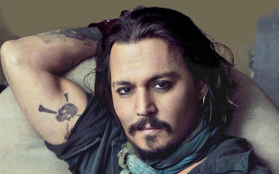 Amazing hd desktop background-images of Dohnny Depp 001,Johnny Depp HD Wallpaper