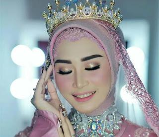 Pisca Maharani Pakai Hijab