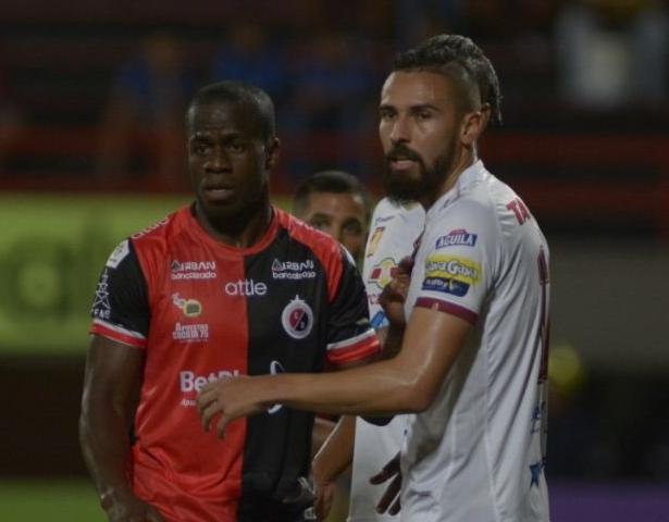 DEPORTES TOLIMA sumó en su visita al Cúcuta, pero dejó vivos a sus rivales en los cuadrangulares de la Liga 2 2019