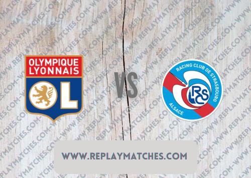 Lyon vs Strasbourg -Highlights 12 September 2021
