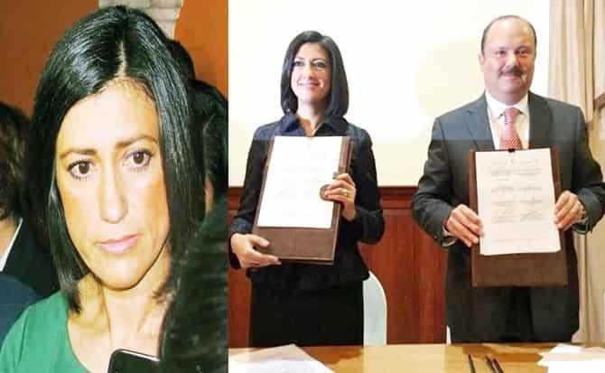 Lorena cruz sánchez, ladrones, delincuentes