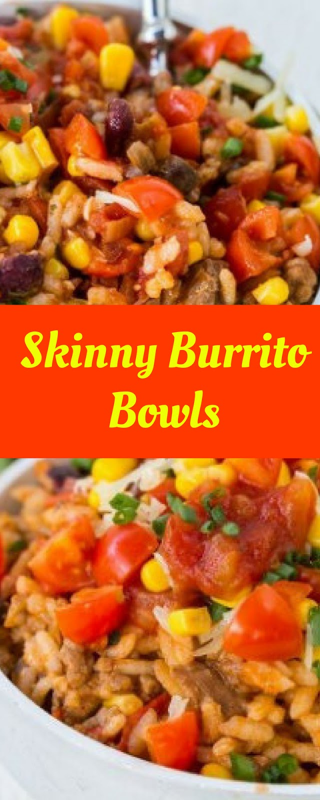 Skinny Burrito Bowls