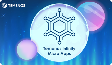 Temenos Infinity Micro Apps