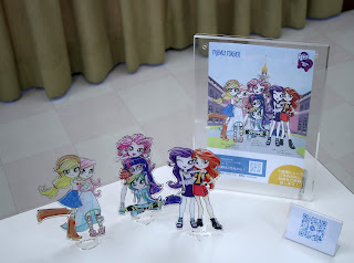 Know Idea & Sega Toys Announce Acrylic Character Stands in Japan