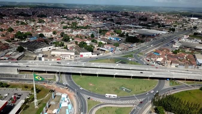 Governo Federal conclui e entrega complexo viário em Maceió