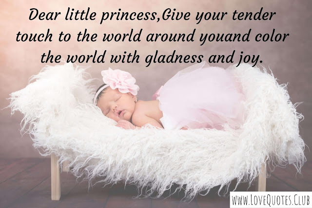 love quotes for baby girl
