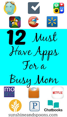 12 Must Have Apps for Busy Moms