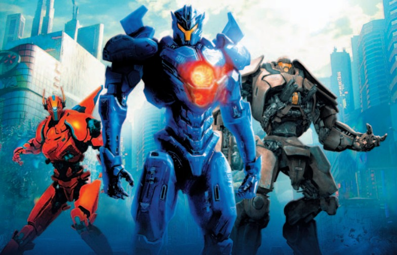 "Confira as primeiras imagens dos novos Jaegers de ""Círculo de Fogo 2"""