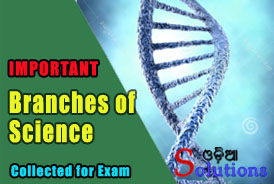 study of branches of Medical Science