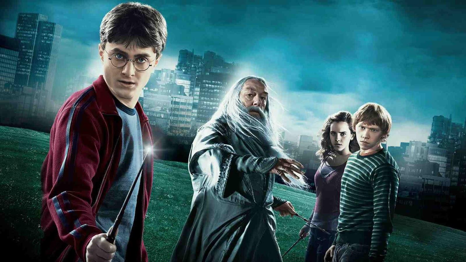 Livros de Harry Potter em Ordem: Uma Obra-Prima de J.K. Rowling