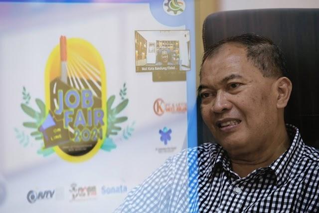Pemkot Bandung Gelar Jobfair Online, Diikuti  30 Perusahaan, 3.000 Lowongan Pekerjaan