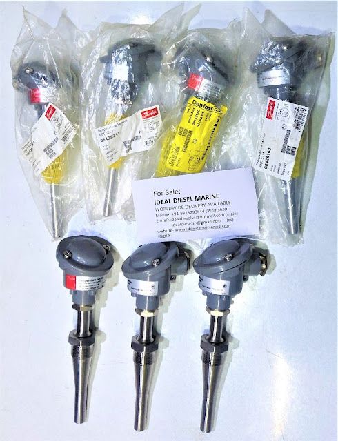 MBT5116-B001-100-10-0000 Pt100 Class B Code no.: 084Z5160 Sensor Range: -50 to +600°C